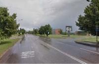 Lauko reklamos plotas: SA-M315-106, Putinų g. / Kalnėnų g., Alytus