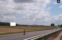 Lauko reklamos plotas: SA-A1V-119, Strošiūnai, A1 Vilnius-Kaunas automagistralė