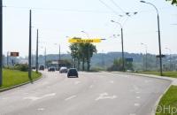Lauko reklamos plotas: TG-M5-171,  Laisvės pr. ties Oslo g., Vilnius