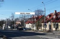 Lauko reklamos plotas: TG-M5-176, J. Basanavičiaus g. – Šviesos g., Vilnius