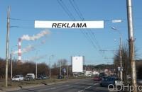 Lauko reklamos plotas: TG-M5-177, Savanorių pr. – Liepsnos g., Vilnius