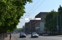 Lauko reklamos plotas: TG-M5-178, Kauno g. – Vytenio g., Vilnius