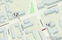 Lauko reklamos plotas: TG-M5-180, Švitrigailos g. – Basanavičiaus g., Vilnius