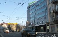 Lauko reklamos plotas: TG-M5-192, Kalvarijų g. – Šeimyniškių g., Vilnius
