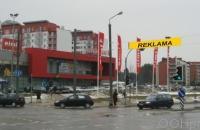 Lauko reklamos plotas: TG-M5-195, Ateities g. - Fabijoniškių g., Vilnius
