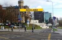 Lauko reklamos plotas: TG-M5-198, Žvejų g. ties Kalvarijų g., Vilnius