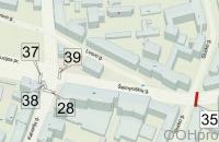 Lauko reklamos plotas: TG-M5-199, Šeimyniškių g.–Slucko g., Vilnius