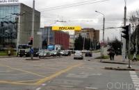 Lauko reklamos plotas: TG-M5-205, Žemaitės g., Vilnius