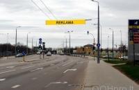 Lauko reklamos plotas: TG-M5-215, Dariaus ir Girėno g.– Pelesos g., Vilnius