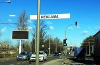 Lauko reklamos plotas: TG-M5-216, Savanorių pr.–Vilkpėdės g., Vilnius