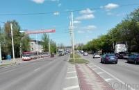 Lauko reklamos plotas: TG-M5-218, Savanorių pr. ties Savanorių pr. 189A, Vilnius