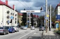 Lauko reklamos plotas: TG-M5-220, Antakalnio g.–Šilo g., Vilnius