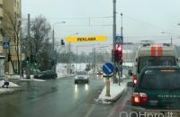 Lauko reklamos plotas: TG-M5-222, Šilo g.–Antakalnio g., Vilnius