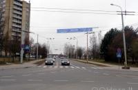 Lauko reklamos plotas: TG-M5-238, Žirmūnų g.–Verkių g., Vilnius