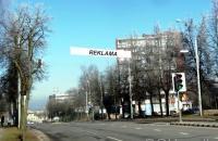Lauko reklamos plotas: TG-M5-244, Dariaus ir Girėno g. netoli Šaltkalvių g., Vilnius