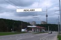 Lauko reklamos plotas: TG-M5-246, Laisvės pr.–Parodų g., Vilnius
