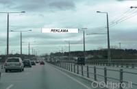 Lauko reklamos plotas: TG-M5-250, Laisvės pr. netoli Savanorių žiedo, Vilnius