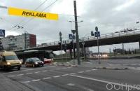Lauko reklamos plotas: TG-M5-252, Laisvės pr. ties Narbuto g., Vilnius