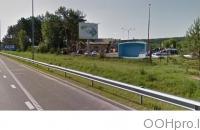 Lauko reklamos plotas: SA-A1V-263, 15 km nuo Vilniaus Grigiškėse, A1 Vilnius-Kaunas automagistralė
