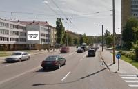 Lauko reklamos plotas: SP-M5-300, Antakalnio g. 54, Vilnius