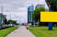 Lauko reklamos plotas: SA-M46-313, Taikos pr. 24, šiaurinė pusė, Klaipėda